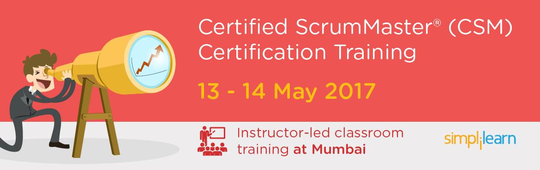 CSM Certification Training in Mumbai | Classroom Training Program