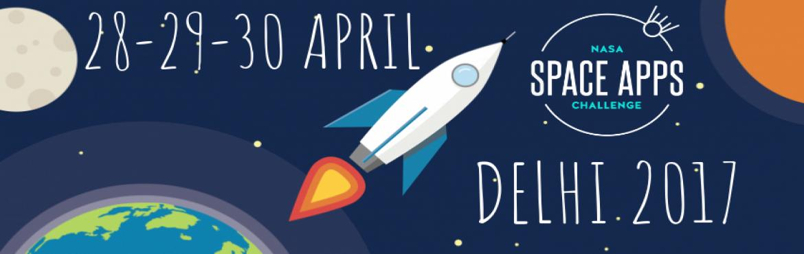Book Online Tickets for Nasa Space Apps Delhi, New Delhi. Nasa Space Apps is an annual event that pulls together people regardless of their background or skill level, Don\'t let the name fool you..... it\'s not about the apps! Tackle a challenge using robotics, data visualization, hardware, design and many