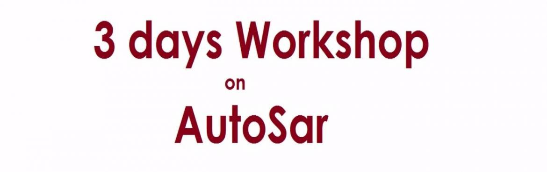 3 days workshop on AUTOSAR