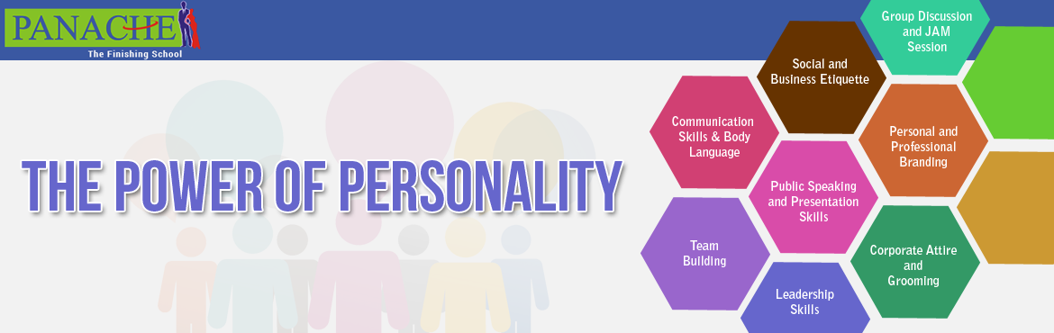 "Book Online Tickets for The Power Of Personality-  Batch (21st A, Hyderabad. Age criteria for Workshop : 15 & above – ""Intensive Finishing school""   We are glad to announce that we are starting a fresh batch for  the Morning / Evening / Weekends slot.   PROFESSIONALS, CORPOR"