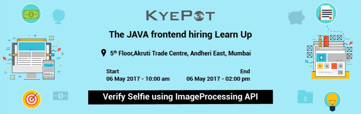 Get hired as a Java Frontend Engineer with Kyepot
