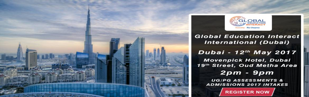 Global Education Interact (GEI) International 2017, Dubai