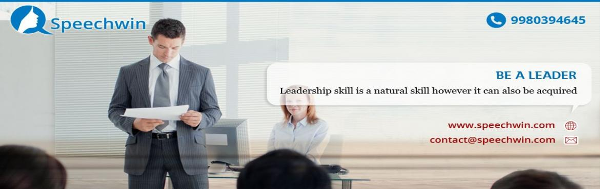 Book Online Tickets for Be a Leader, Bengaluru.   Can everyone be a leader? The answer is probably not. Some of us are natural leaders, some of us are leaders however never got any opportunity to showcase or nurture the skill.   Leadership skill is a natural skill however it can also be