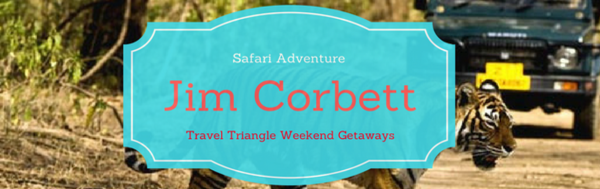 Book Online Tickets for Jim Corbett - Jungle Safari Adventure, Delhi. About  A wildlife safari at Corbett National Park is something that you should definitely avail while you are in Uttarakhand. The territory spreads over 520 sq.km and comprises thick jungles, marshes and flat grasslands with numerous rivers and strea