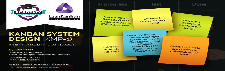 Kanban System Design (KMP 1)_Gurgaon_20-21 May