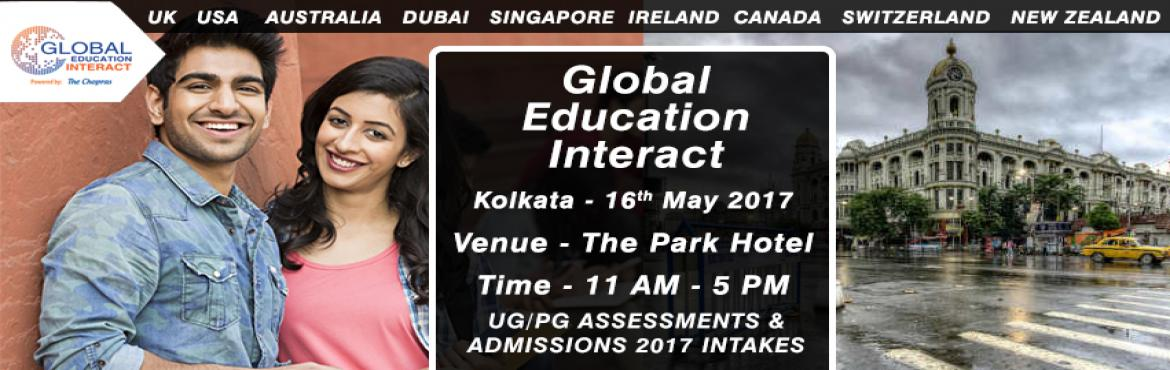 Global Education Fair 2017 in kolkata - Entry Free