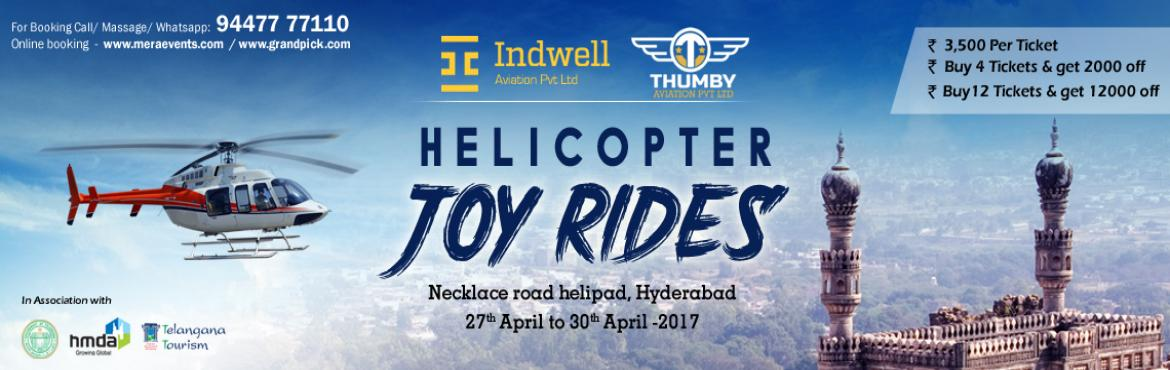 Helicopter Joy Rides - Hyderabad