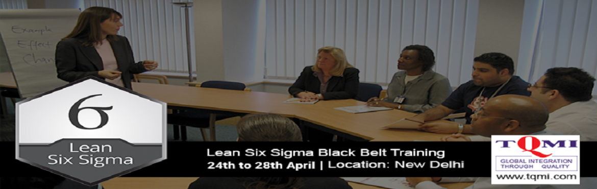 Lean Six Sigma Black Belt Program in Delhi - Week 2