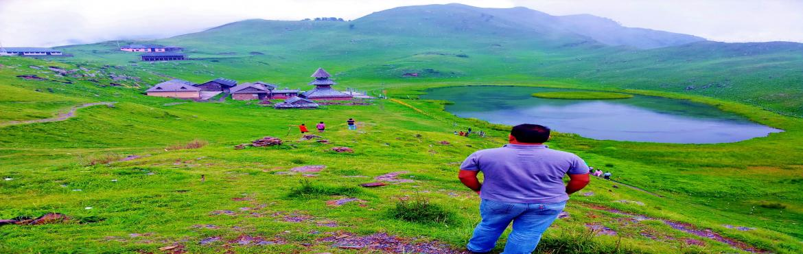 Book Online Tickets for Parashar lake - Trekking and Camping, Delhi. About  How about beating the summer heat by unwinding on the Dhauladhar ranges of Kullu? Loosen yourself as you camp by the pristine blue Prashar Lake. Other than its charismatic beauty, the place is famous for a three storied temple which is located