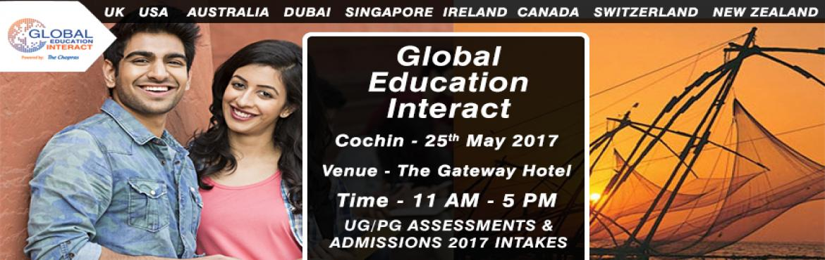 Global Education Fair 2017 in Cochin - Entry Free