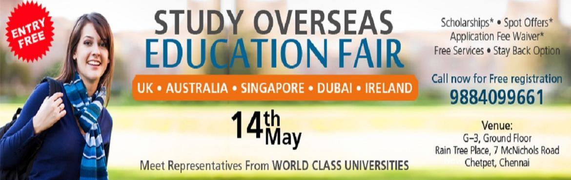 Study Abroad Education Fair in Chennai