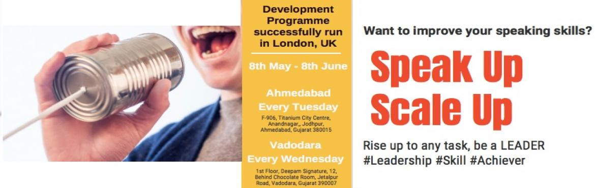 Book Online Tickets for Public Speaking and Confidence Building , Ahmedabad. 4 Week Summer Programme for Kids, Young Adults, College Students and Home Schoolers! Communication, personal development, public speaking, creativity and out of box thinking! call us at 9512794979 for more info.