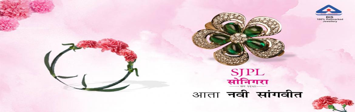 Book Online Tickets for Grand Opening of 4th SJPL Store in New S, Pune.  Grand Opening of 4th SJPL Store in New Sangavi We are all set to enter New Sangavi with the launch of our 4TH STORE in this upcoming locality. The store will showcase an enthralling collection of gold, silver and diamond jewellery ranging
