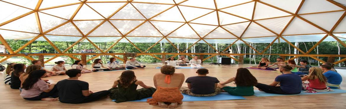 October - Meditation Teacher Training Certification Course In Rishikesh