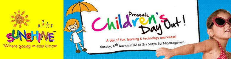 Sunshine presents Children\'s Day Out