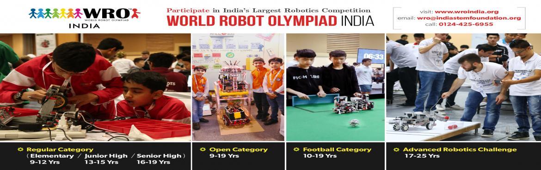 World Robot Olympiad INDIA