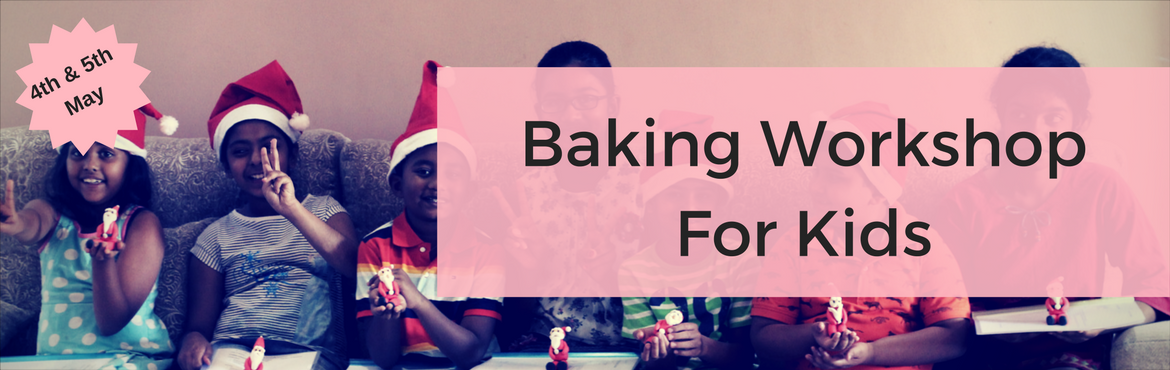 Book Online Tickets for Baking Workshop For Kids, Bengaluru. CakeOMania brings to you 2 Day Baking Workshop For Kids in South Bangalore. During the workshop, kids will learn -  Day 1  Chocochip Cookies Doughnuts Oats & Dates Power Bites  Day 2  Nutella Cupcakes Mango Mousse Rocky Road Bars    For