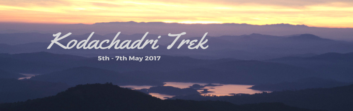 Kodachadri Trek - Plan The Unplanned