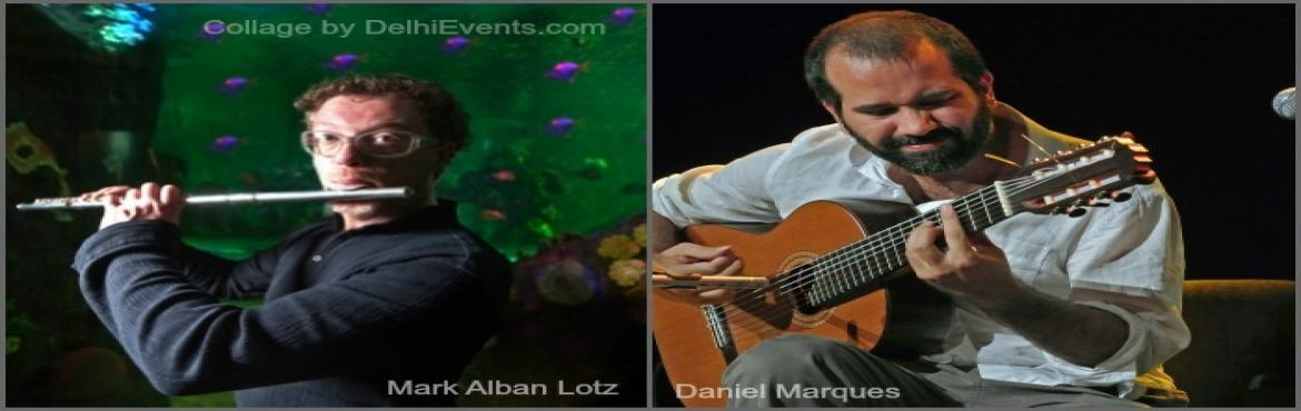 New Brazilian Music and Jazz by Daniel Marques and Mark Alban Lotz