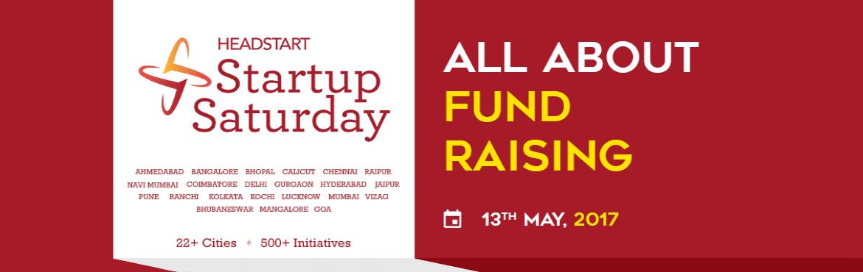 Learn All About Fund Raising - Startup Saturday Kolkata
