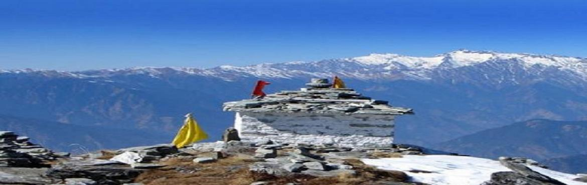 Book Online Tickets for Chopta Chandrashila Trek In Uttarakhand, Chopta.   Join Chopta Chandrashila trek for 5 nights and 6 days and experience the surreal landscape of the Himalayas with pine and rhododenderon forests, mesmerising view of Deoriatal and lush green meadows of Rohini Bugyal and Chopta.  Cost : 10,000 P