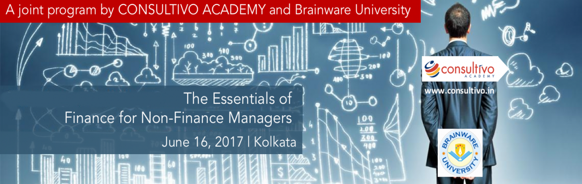 Finance for Non-Finance Managers- One day workshop in Kolkata