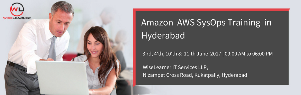 Book Online Tickets for Amazon AWS SysOps Associate Training, Hyderabad. What is this course about? The AWS SysOps Associate certification training program is designed to give you hands-on exposure to gain technical expertise in deploying, managing, and operating highly scalable fault tolerant system on the AWS platform.