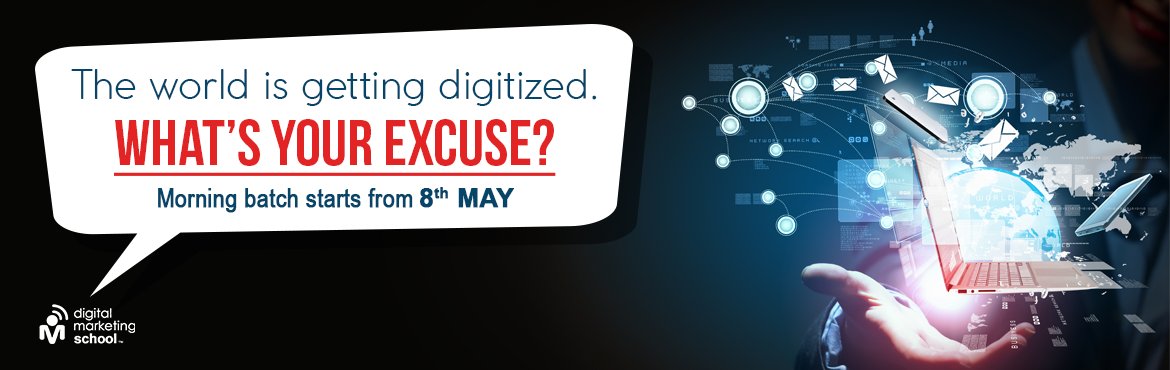 Book Online Tickets for Executive Program In Digital Marketing M, Hyderabad.   About The Event   Demo on Digital Marketing     \