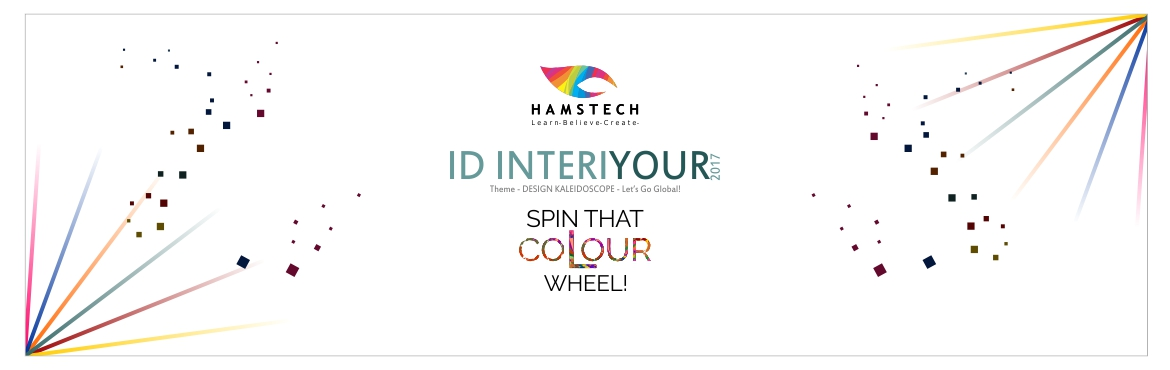 Book Online Tickets for ID INTERIYOUR 2017, Hyderabad. What is INTERIYOUR? INTERIYOUR is Hamstech's annual Interior Design show and sale wherein 300+ students will get to display their stylishly innovative designs that speak of creativity and inspiration.   This year\'s INTERIYO