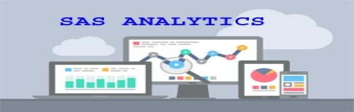 Book Online Tickets for SAS Analytics Training, Hyderabad. SAS Analytics training dwbiadda.com presenting it    Variables Data types Scaling Techniques Graphs & Frequency Distributions Measures of Central Tendency, Measures of Dispersion Skew ness and Kurtosis, Probability Random Variable and