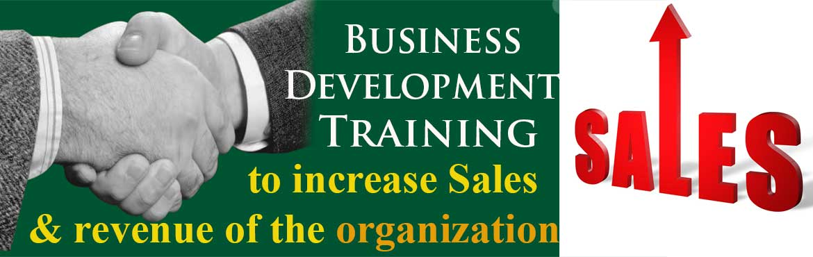Book Online Tickets for Business  Development Training Program t, Hyderabad. Are happy with your Business Progress and customer building program? This is to inform you that this Saturday we are conducting one day Business Development Coaching and Training (10am -5pm) for Professionals and Business Owners above 30 years of age