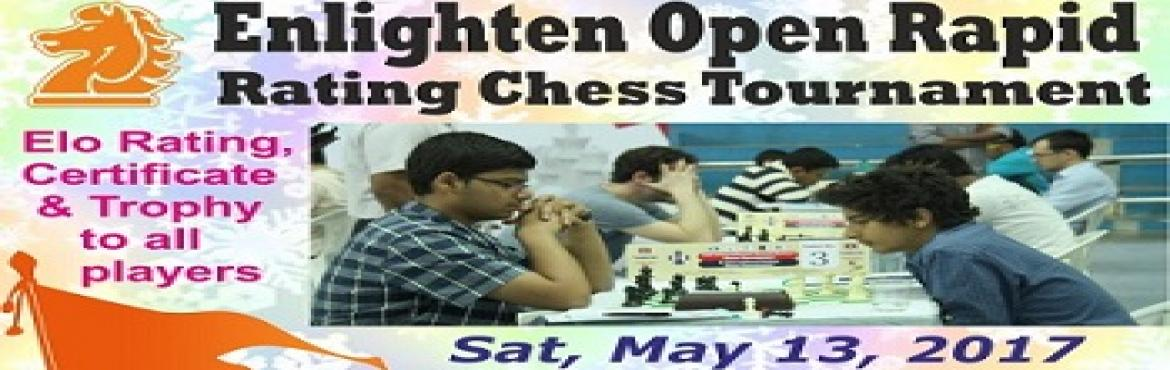 Enlighten Open Rapid Rating Chess Tournament 2017