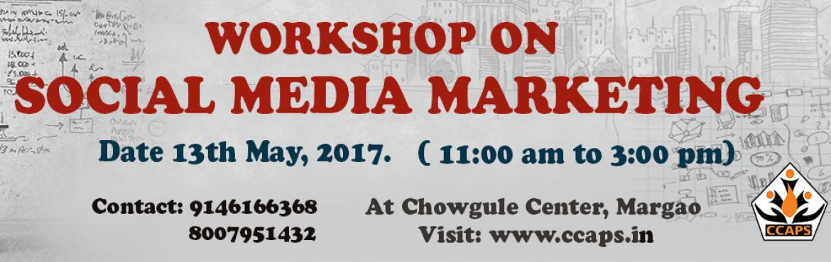 SOCIAL MEDIA MARKETING TRAINING WORKSHOP