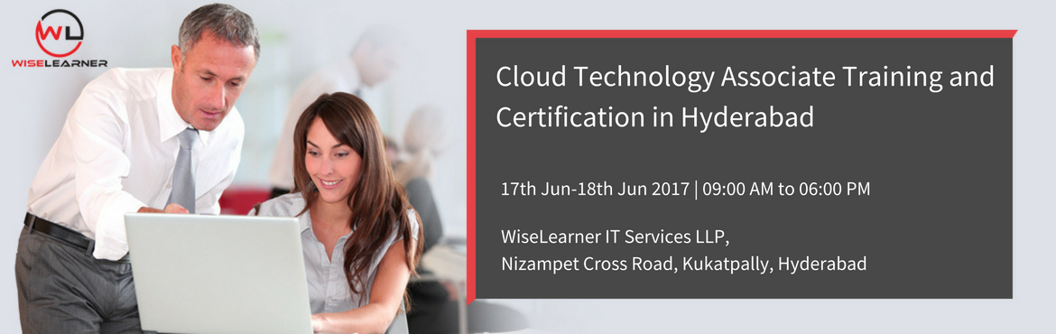 Book Online Tickets for Cloud Technology Associate Training and , Hyderabad. OVERVIEW Cloud computing is not just a technology, but also a new model for organizing, contracting and delivering information technology systems. This model has great potential for benefits but also new risks. Professional Cloud Technology Ass