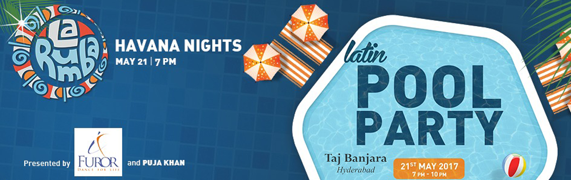 La Rumba-Havana Nights - Latin Pool Party