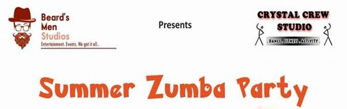Book Online Tickets for Summer Zumba Party- with Live DJ, Pune. Beat The Heat... Summer Zumba Party With Live Dj Burn the callories with 1 hour zumba exercise session.. Live Fit Live Active.. With Zin Ashwini & DJ Vikram Co Host Suparna and Dipti Contact: 9028064007