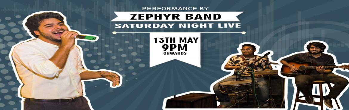 Saturday Live with Zephyr Band
