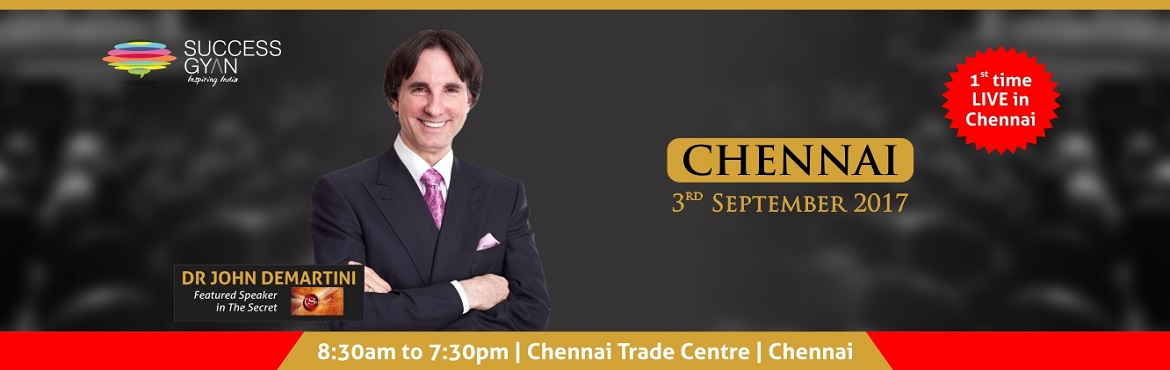 Book Online Tickets for SUCCESS ATTRACTION SUMMIT - Sep 2017 , Chennai. Success Attraction Summit- Sep 2017