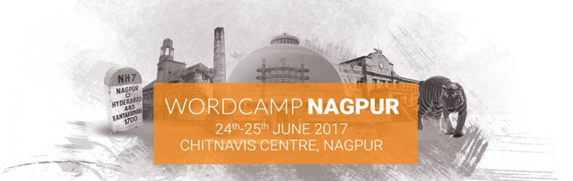 Book Online Tickets for WordCamp Nagpur 2017, Nagpur.  Jai WordPress!   We're happy to announce that WordCamp Nagpur is officially on the calendar. This June, Nagpur gets ready to host it first WordCamp. The City is known for its oranges, heritage, tigers & one of the most active tec