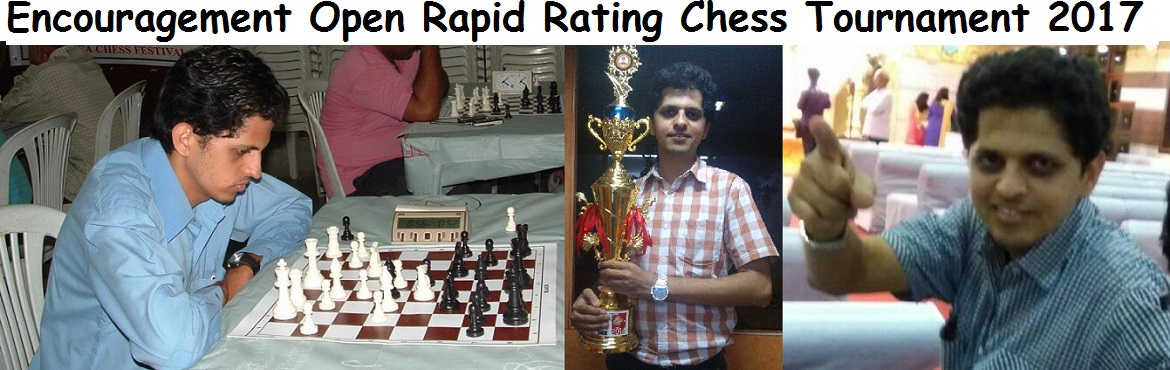 Book Online Tickets for Open Rapid Rating Chess Tournament 2017, Navi Mumba. Date: Sun, June 4, 2017 from sharp 5 pm - 7 pmVenue: Wow Kids, opp. VIBGYOR, sector 8A, Airoli, Navi MumbaiAir Conditioned playing HallOrganised by Airoli Chess AcademyAffiliated & recognised by Chess Promoters GroupEntry Fee: Rs.700 (P