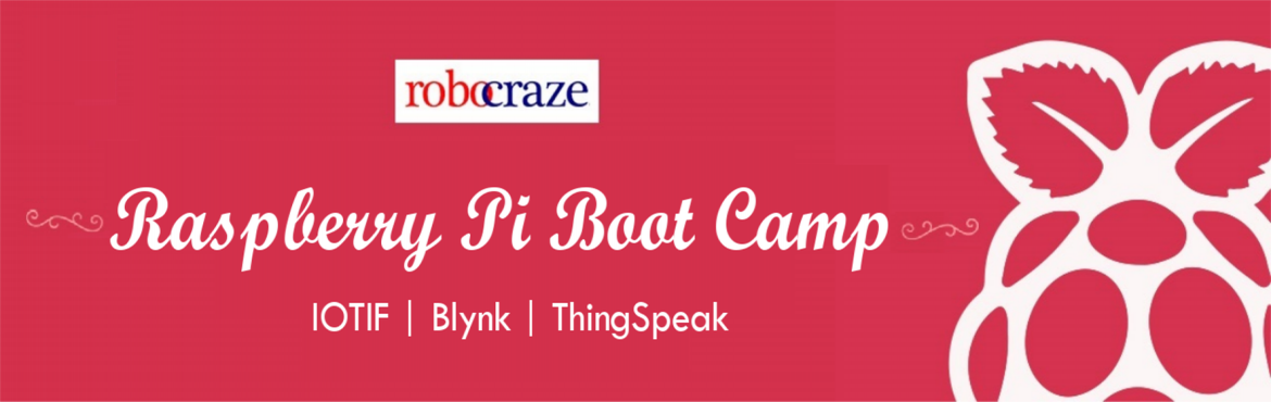 Book Online Tickets for Raspberry Pi Boot Camp , Bengaluru. Heard about the Raspberry Pi but didn't know how to get started. Always wanted to know what the fuss is about but afraid that things might be too complicated. Now you can get started with building various applications on the Raspberry Pi withou