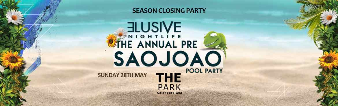 The Annual Pre SaoJoao Pool Party | 6th edition