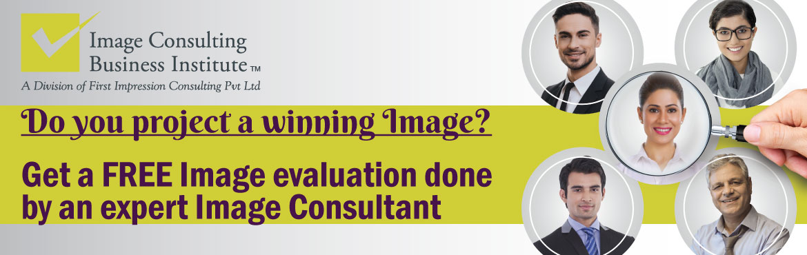 Image Scope (Free 1-Hour Image Evaluation by an Image Consultant) Hyderabad, 26-May