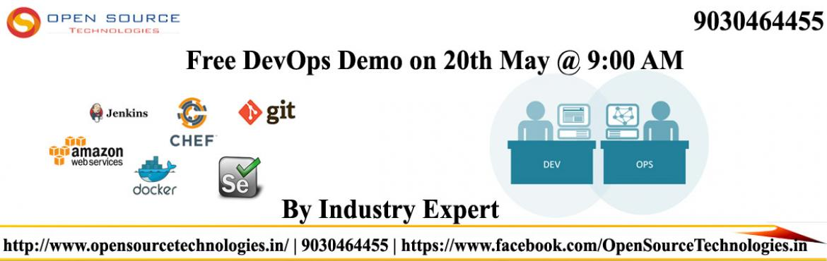 Familiarize Knowledge in DevOps and Jumpstart Your Career by Attending Free DevOps Demo