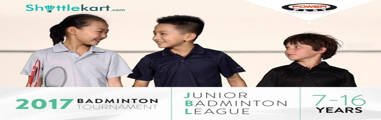 Book Online Tickets for Junior Badminton League, Bengaluru. Junior Badminton League for Kids- JBL June 10th and 11th @ Powerplay, Hoodi Category:  U-9, U-11, U-13, U-16 BOYS SINGLESBOYS DOUBLESGIRLS SINGLESGIRLS DOUBLES