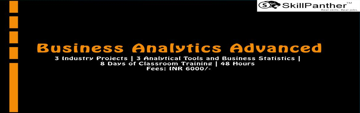 Business Analytics Advanced