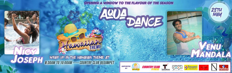 Aqua Dance with Nicy Joseph and Venu Mandala