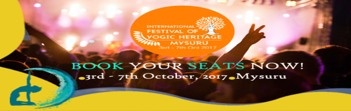 The International Festival of Yogic Heritage will see a congregation of the most illustrious and enlightened Yogacharyas and teachers of this era. The