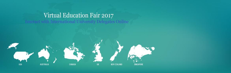 Virtual Education Fair- Live Chat With University Delegates
