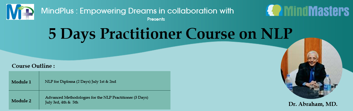 5 Days NLP Practitioner Program